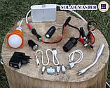 Солнечная туристическая электростанция S-10 mini, фото 3