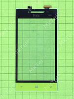 Сенсорный экран HTC 8S Rio A620e Оригинал Китай Зеленый