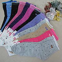 """Носки для девочек, 30-35 размер, """"Корона"""" . Детские  носки,  носочки для девочек"""