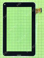 Сенсорный экран 7inch 185x111mm 30pin Оригинал Китай Черный