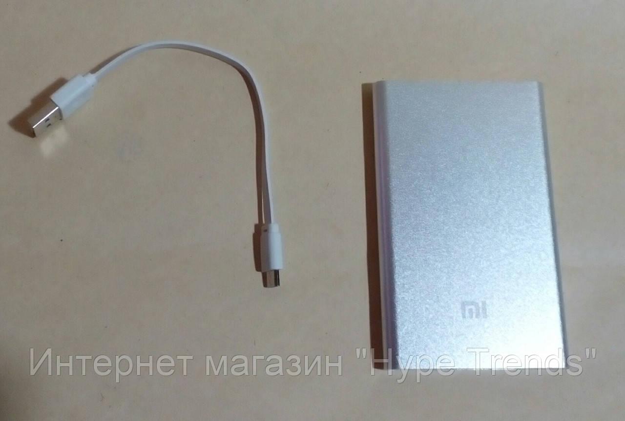 Power Bank 12000mAh Slim Mi Xiaomi. Внешнее зарядное портативное устро