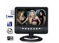 Автомобильный портативный телевизор 9 дюймов