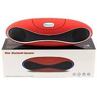 Безпроводная MP3 колонка S71, два динамика, акамулятор, радио, читает флешки, портативные колонки