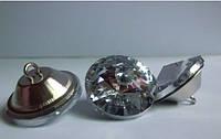 Пуговицы декоративные стеклянные 12 мм