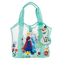 Пляжна сумка Крижане серце Дісней