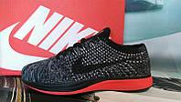 Мужские повседневные кроссовки Nike Flyknit Racer Multi-color