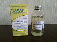 Метронидазол 5% 100мл