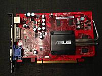 ВИДЕОКАРТА Pci-E ATI RADEON X1600 на 256 MB 128 BIT с ГАРАНТИЕЙ ( видеоадаптер x1600 256mb  )
