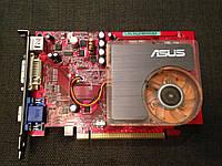 ВИДЕОКАРТА Pci-E ATI RADEON X1600 PRO на 512 MB 128 BIT с ГАРАНТИЕЙ ( видеоадаптер x1600pro 512mb  )