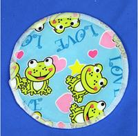 Лактационные многоразовые вкладыши для кормящих мам   лягушата
