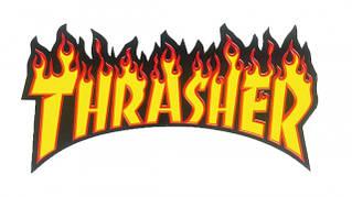 Толстовки и худи Thrasher