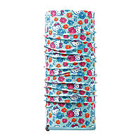 Бафф Child Polar Buff® Hello Kitty Roses Turquoise/Blue Capri (BU 113203.789.10.00)