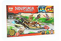 Конструктор Lepin Ninjago - Тень судьбы, фото 1