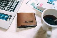 Портмоне бумажник Knockwood - Stafford, Brown