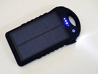 Solar Powerbank карабин+LED 45000mAh