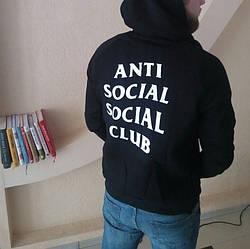 Anti Social Social Club Худи| Бирка