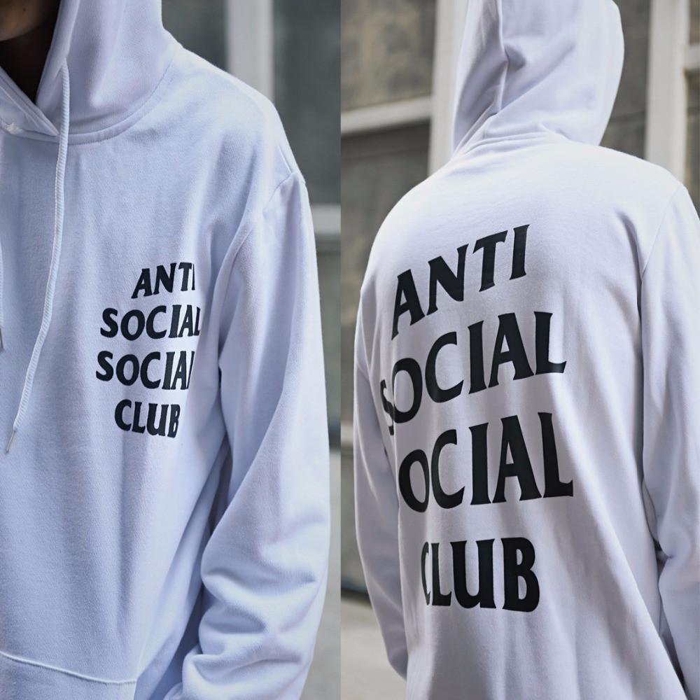 "Толстовка Худи A.S.S.C. ""Antisocial social club Mind Games"" | Бирки"
