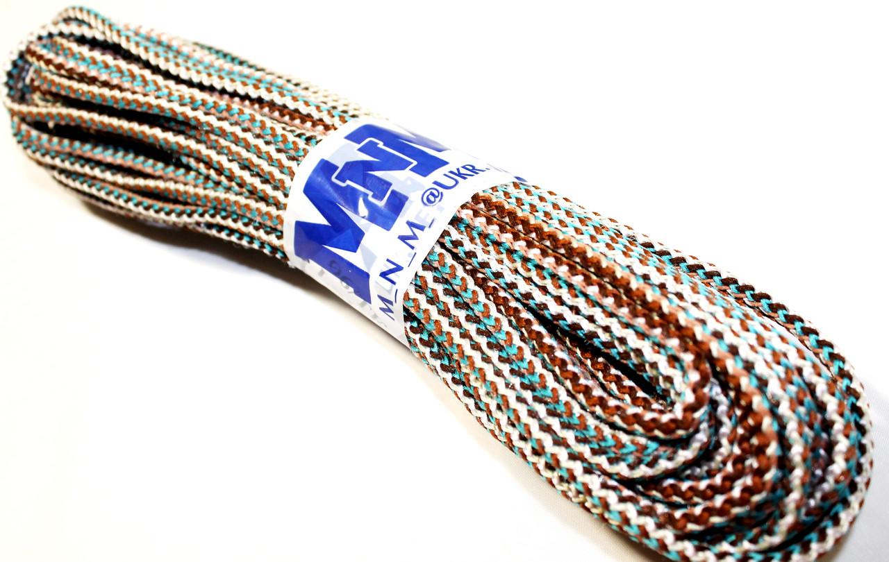 Веревки бельевые (6mm/15m) плетеные, цветные