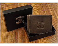 Мужское портмоне Always Wild (N992-H) brown