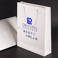 Пакет бумажный c логотипом №10 (350х450х120)