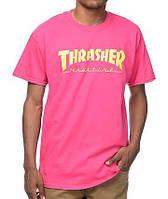Футболка с принтом Thrasher Skateboard Magaz