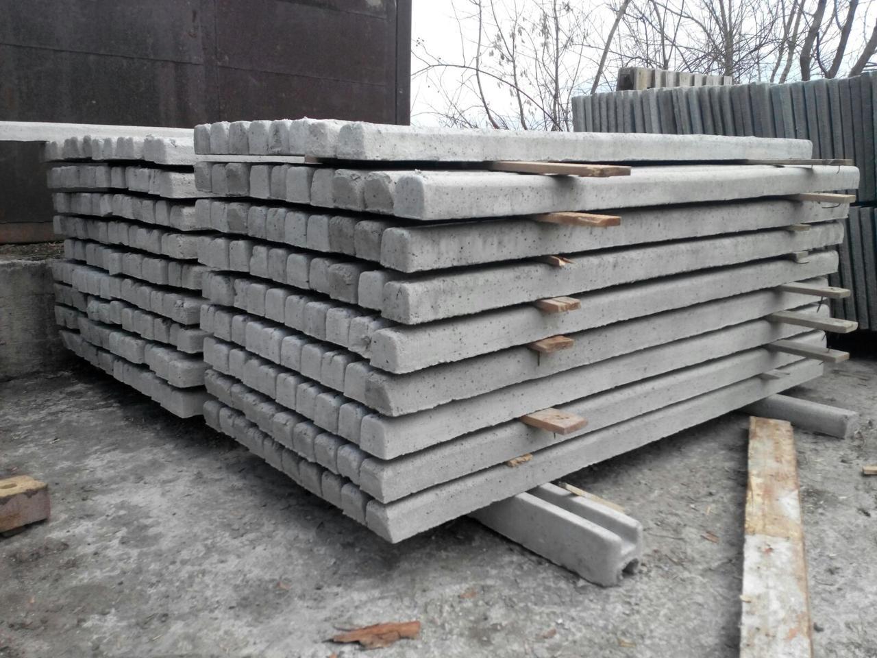 Столбики бетон раковина из бетона москва