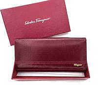 Женский кошелек Salvatore Ferragamo (SF89-305) red