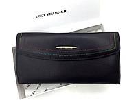 Женский кошелек Loui Vearner (92-519) leather black