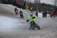 Зимний курс вождения мотоцикла