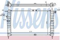 Радиатор охлаждения DAEWOO NEXIA (94-) 635 x 382 x 32 mm