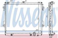 Радиатор охлаждения LEXUS LX 570, TOYOTA LAND CRUISER 200  (07-)