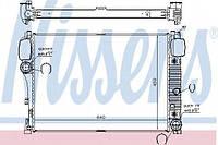 Радиатор охлаждения MERCEDES S-CLASS W 221 (05-) AT