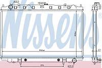 Радиатор охлаждения NISSAN MAXIMA QX (94-) 2.0-3.0