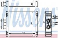 Радиатор печки AUDI; SEAT; SKODA; VW
