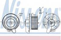 Вентилятор отопителя MERCEDES ATEGO 2 (04-) 1215, 1216, 1218, 122
