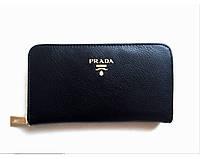 Женский кошелек Prada (1385) black