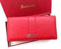 Женский кошелек Salfeite (12203) red