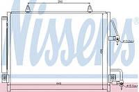 Радиатор кондиционера MITSUBISHI PAJERO (06-) 3,0/3,2/3,8