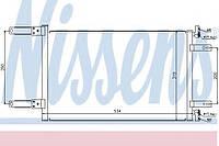 Радиатор кондиционера FIAT DOBLO (119, 223) (01-) 1.9 D