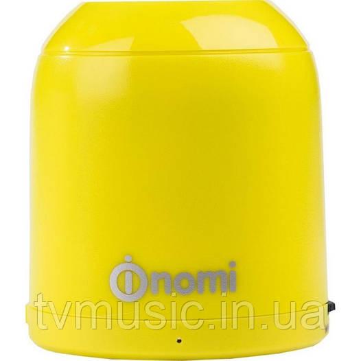 Портативная колонка Nomi BT 111 Yellow