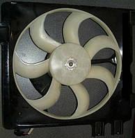 Вентилятор радіатора в зборі Geely CK