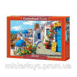 Пазлы Castorland С-200603 Весна в Санторини