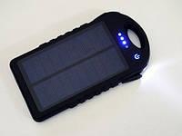 Solar Powerbank карабин+LED 45000mAh