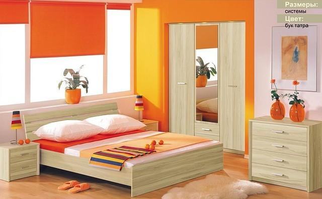 Кровать «Ким» 160x200, Кровать купить, Спальный гарнитур