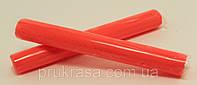 """Полимерная глина """" Пластишка """", Запекаемый, Пластика, Палочка 17 грамм, Цвет: красный флуоресцентный"""