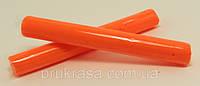 """Полимерная глина """"Пластишка"""" палочка 17 грамм, цвет: оранжевый флуоресцентный"""