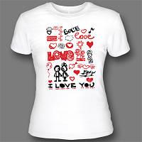 Печать на футболках: шелкотрафарет, сублимация, флекс