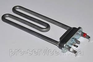 ТЭН 1900W L=180 mm 5301ER1000H  для стиральных машин LG