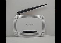 Wi-Fi роутер  TP-Link TL-WR740N, портативный маршрутизатор роутер, wi fi роутер tp link, вай фай роутер