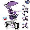 Дитячий велосипед Smart Trike Dream 4 в 1 фіолетовий